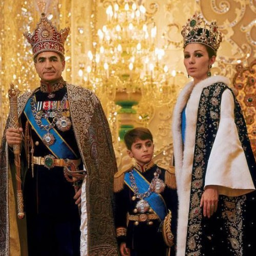 The art collection curated by Iran's Empress Farah Pahlavi
